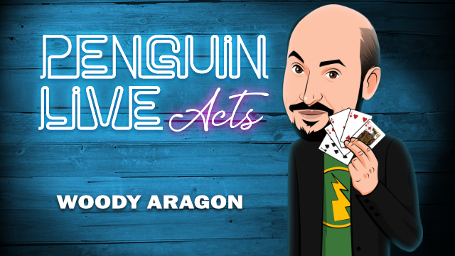 Woody Aragon LIVE ACT (Penguin LIVE) 2019 (MP4 Video Download)