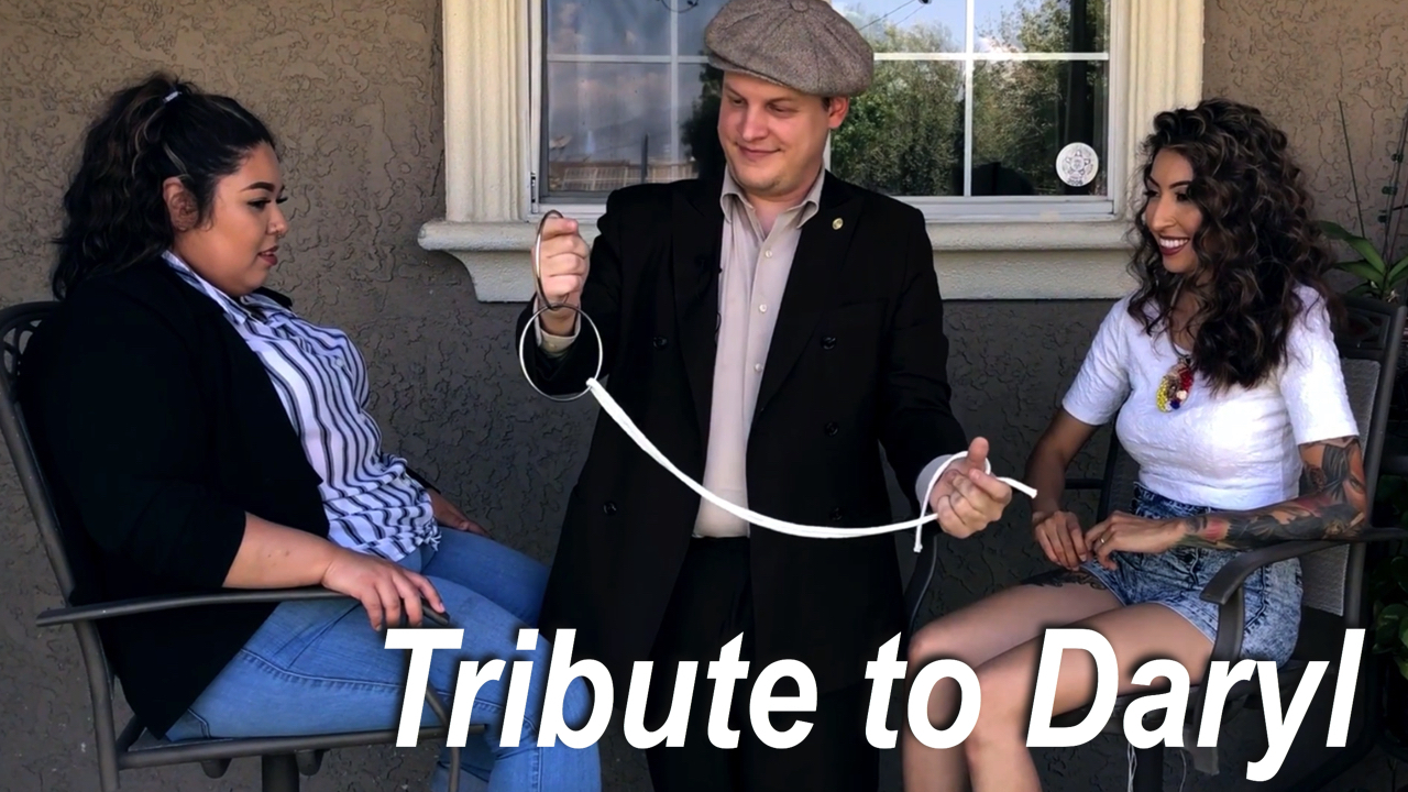 Tribute to Daryl by Michael O'Brien (MP4 Video Download)