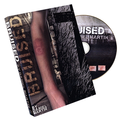 Bruised by Daniel Martin (DVD Download, VOB format files)