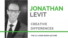 Jonathan Levit - The CC Living Room Lecture - Creative Differences (MP4 Video Download)