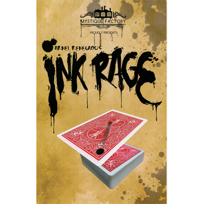 INKRage by Arnel Renegado and Mystique Factory (Video Download)