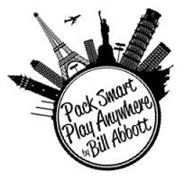 Pack Smart Play Anywhere by Bill Abbott (Original DVD + PDF Download)