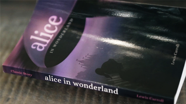 Alice Book Test by Josh Zandman (MP4 Video Download)