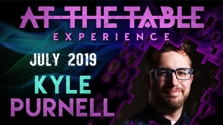 At the Table Live Lecture starring Kyle Purnell 2019