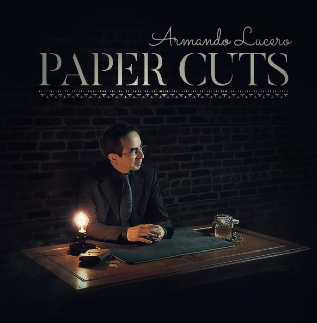 Paper Cuts (1-4) by Armando Lucero collections (Original DVD Download)