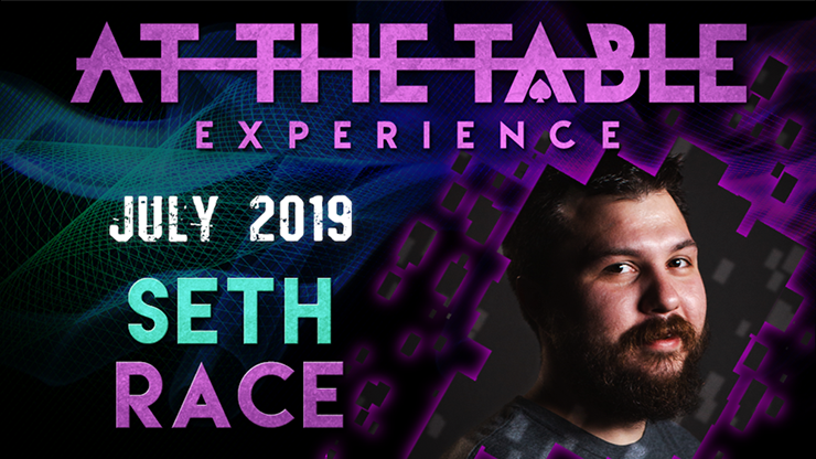 At the Table Live Lecture starring Seth Race 2019
