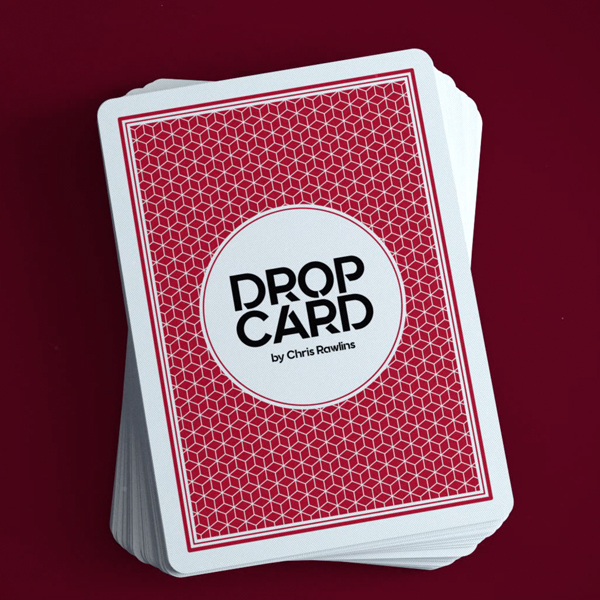 Drop Card by Chris Rawlins (MP4 Video Download)