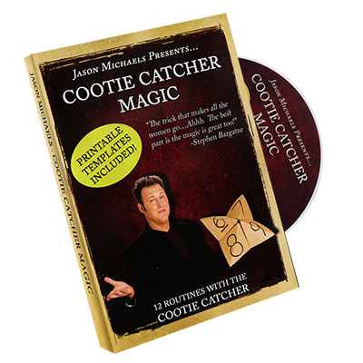 Cootie Catcher by Jason Michaels (Video + PDF Download)