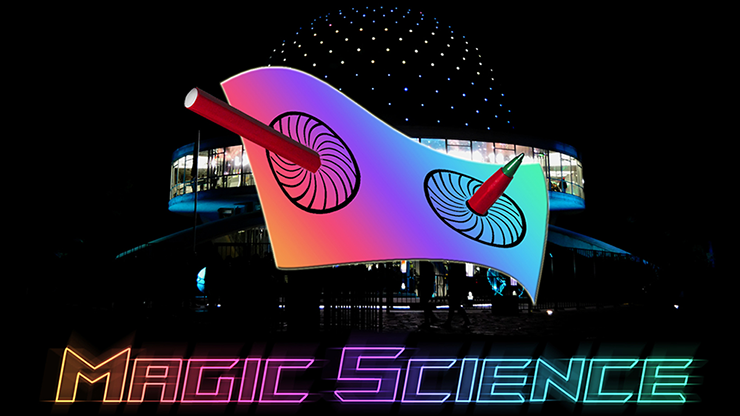 Magic Science by Hugo Valenzuela (MP4 Video + PDF Download)