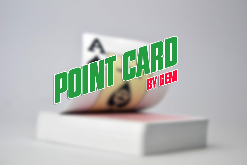 Point Card by Geni (MP4 Video Download)