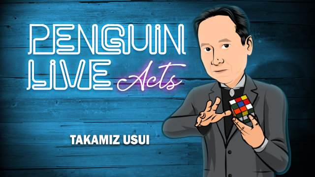 Takamiz Usui LIVE ACT (Penguin LIVE) 2019 (MP4 Video Download)