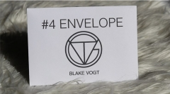 Blake Vogt - Number 4 Envelope (MP4 Video Download)