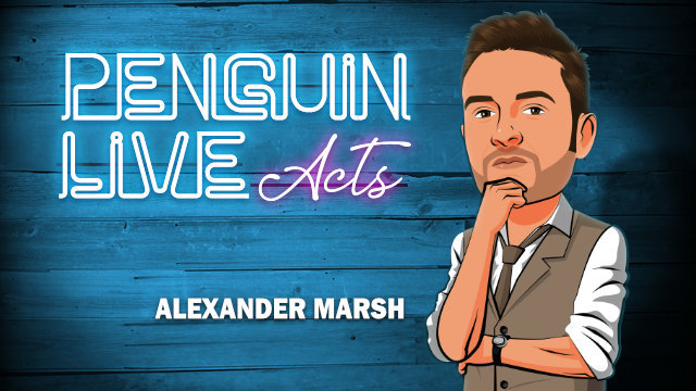 Alexander Marsh LIVE ACT (Penguin LIVE) 2019 (MP4 Video Download)