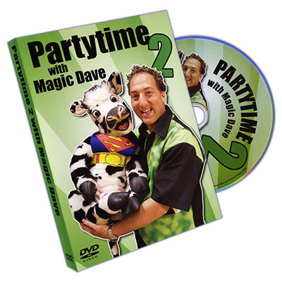 Partytime 2 With Magic Dave by Dave Allen (MP4 Video Download)