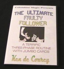 Aldo Colombini - The Ultimate Faulty Follower by Ken de Courcy