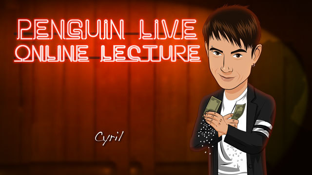 Cyril LIVE 2 (Penguin LIVE) 2019