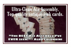 Ultra Clean Ace Assembly by Paul Gordon (MP4 Video Download)