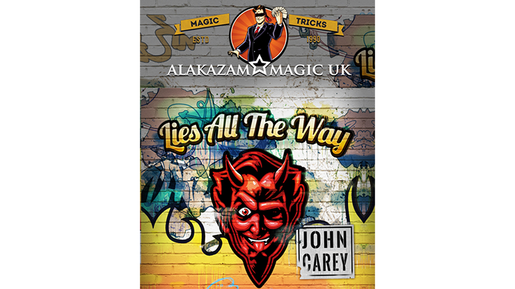 Lies All the Way by John Carey (MP4 Video Download)