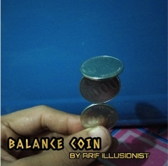 Balance Coin by Arif Illusionist (MP4 Video Download)