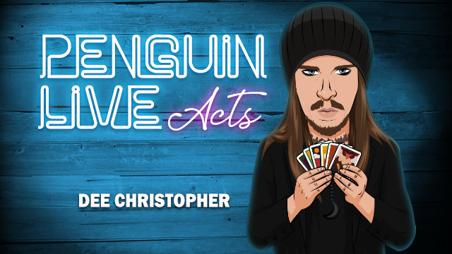 Dee Christopher LIVE ACT (Penguin LIVE) 2020 (MP4 Video Download)