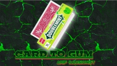 Card to Gum by Arif Illusionist (MP4 Video Download)