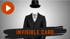 Invisible Card by Adam Wilber (MP4 Video Download)