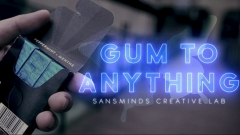 Gum To Anything by SansMinds Creative Lab (MP4 Video Download)