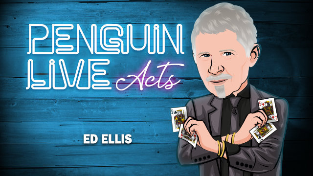 Ed Ellis LIVE ACT (Penguin LIVE) 2020