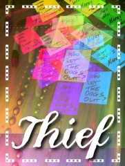 Thief by Colin McLeod (MP4 Video Download)