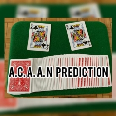Cristian Ciccone - A.C.A.A.N Prediction (MP4 Video Download)