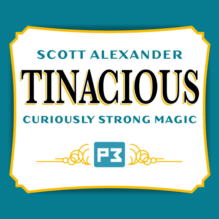 TINacious by Scott Alexander (MP4 Video Download)