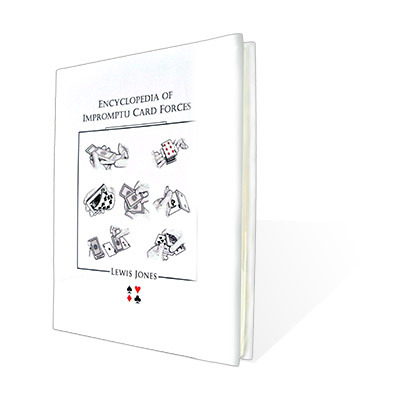 Encyclopedia Of Impromptu Card Forces by Lewis Jones (PDF Download)