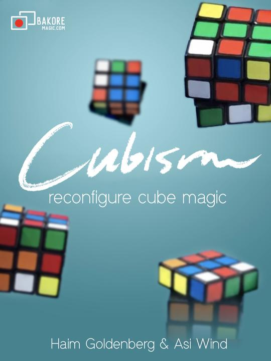 Cubism By Haim Goldenberg and Asi Wind