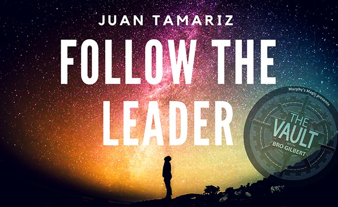 The Vault - Follow the Leader by Juan Tamariz (MP4 Video Download)