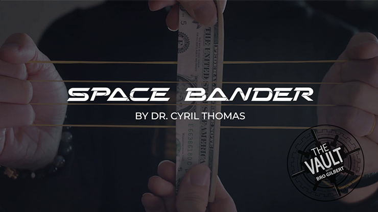 The Vault - Space Bander by Cyril Thomas (MP4 Video Download FullHD Quality)