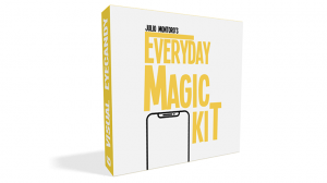 Every Day Magic Kit by Julio Montoro (MP4 Video Download High Quality)