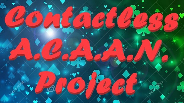 Contactless A.C.A.A.N. Project by B. Magic (aka Biagio Fasano) (MP4 Video + PDF Download)