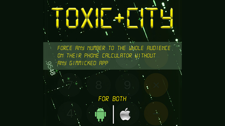 TOXICcity by Arthur Ray (MP4 Video + PDF Download)