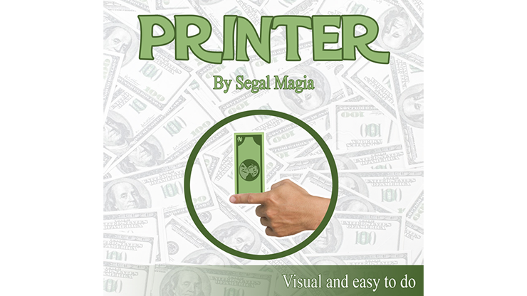 Printer by Segal Magia (MP4 Video Download)