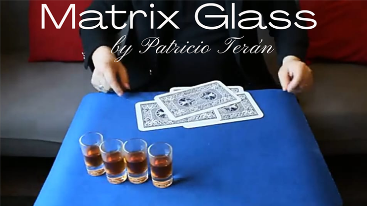 Matrix Glass by Patricio Teran (MP4 Video Download)