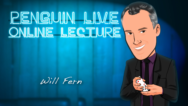 Will Fern LIVE (Penguin LIVE) 2021 (MP4 Video Download)