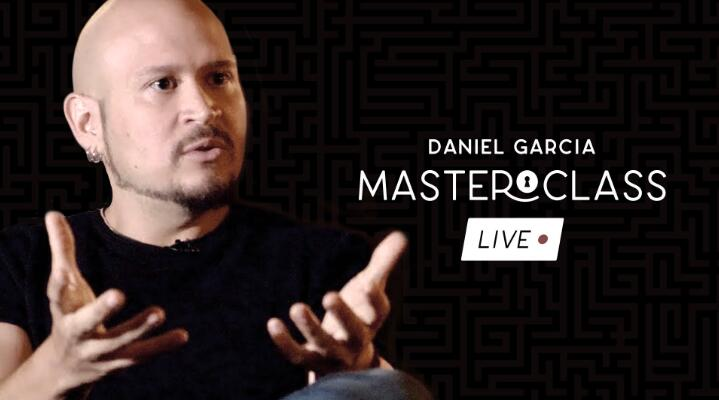 Daniel Garcia - Masterclass Live Lecture (Week 3) (MP4 Video Download)