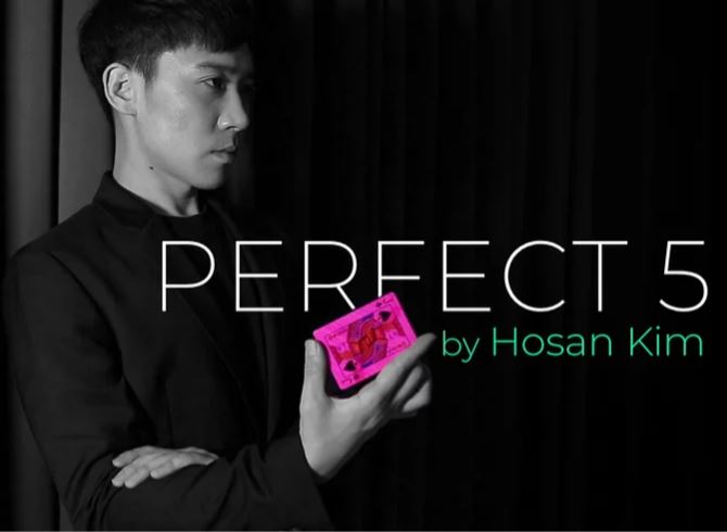 Perfect 5 by Hosan Kim (MP4 Videos Download)