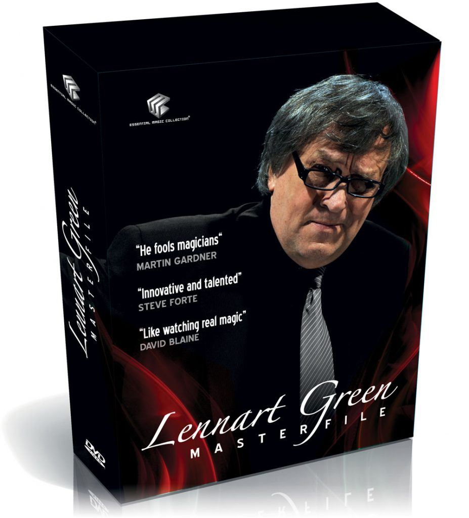 Lennart Green - Master File (4 volumes Original DVD Download, ISO files)