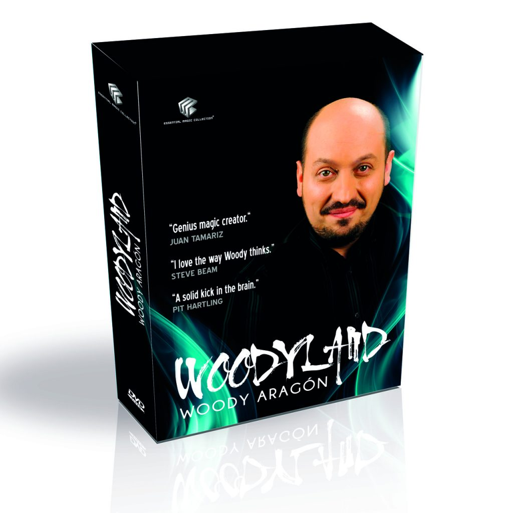Woodyland by Woody Aragon (4 Volumes Original DVD Download)