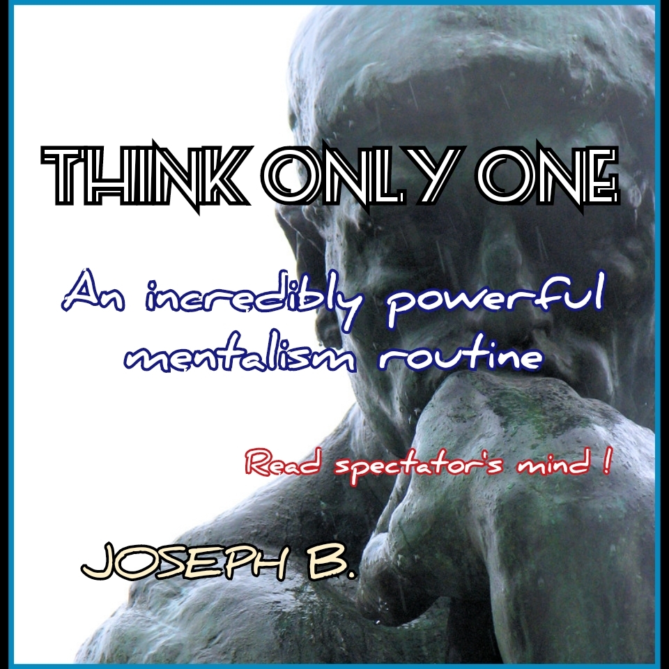 Think Only One by Joseph B (MP4 Video Download)