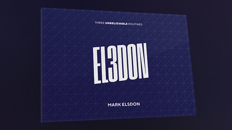 Mark Elsdon - El3don (MP4 Video Download 720p High Quality)