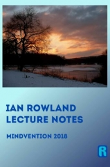 Ian Rowland Lecture Notes 2018 Mindvention