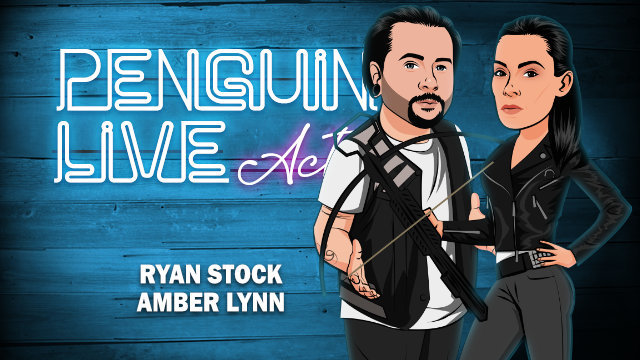 Ryan Stock and AmberLynn LIVE ACT (Penguin LIVE) 2019