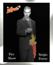 Fire Flash by Sergio Ferrer (MP4 Video Download in Portuguese Language)